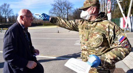 Slovenija: Vlada želi vojsci dati ovlasti u graničnom pojasu