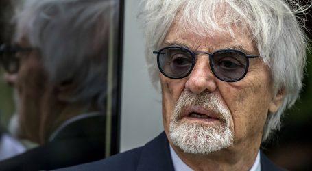 ECCLESTONE 'Sezonu Formule 1 treba otkazati'