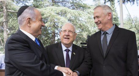 Izraelski predsjednik zadužio Kneset da sastavi vladu
