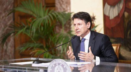 ITALIJA: Conte ovaj tjedan predstavlja program pokretanja gospodarstva