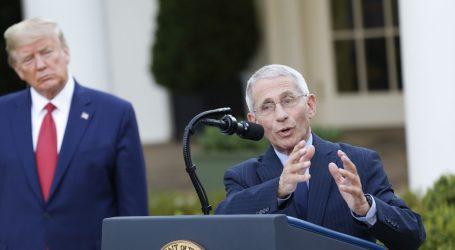 Amerika zaljubljena u svojeg epidemiologa: Fauci 'iskače iz paštete'