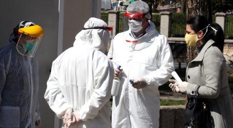Broj preminulih od koronavirusa u BiH porastao na 23, u nedjelju dva smrtna ishoda