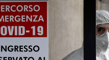 U Italiji najmanji broj umrlih u posljednja dva tjedna