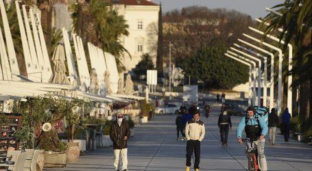 Mobilizirani povjerenici i zamjenici Civilne zaštite Splita u svim gradskim kotarima