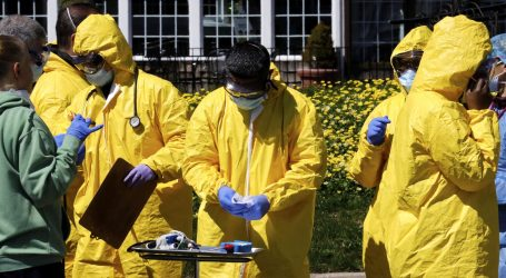 Pandemija korone do sada usmrtila 53.693 ljudi, zaraženo više od milijun