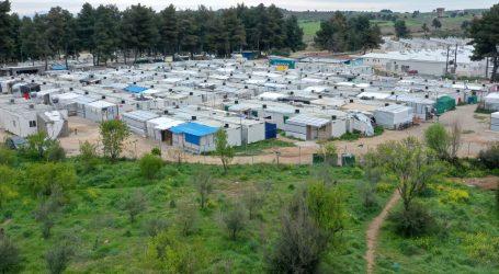 U karanteni i drugi migrantski logor u Grčkoj