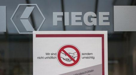 Njemačka još nije dosegla vrhunac epidemije