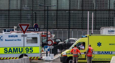 U Francuskoj 357 umrlih, najmanje u tjedan dana