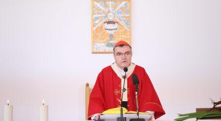 """Nadbiskup Bozanić u uskršnjoj čestitci vjernicima poručio da je ovo """"vrijeme razlučivanja onog što je bitno"""""""