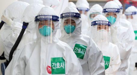 """Južna Koreja: 91 """"izliječen"""" pacijent ponovno pozitivan na koronavirus"""