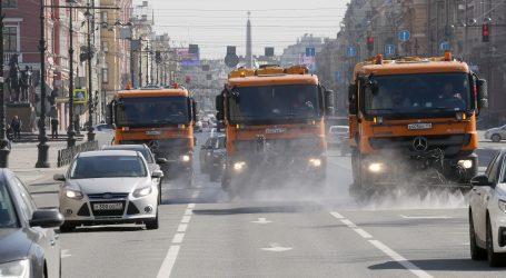 RUSIJA: Rekordno povećanje zaraženih u jednom danu, ukupno ih je više od deset tisuća