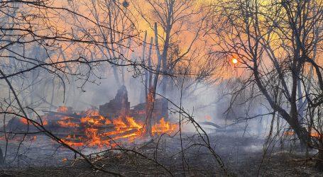 Požari kod Černobila gore cijeli tjedan
