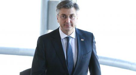 Plenković:  Sustav domovinske sigurnosti dobro odgovorio na dvije paralelne krize