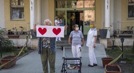 Ovo je baš tužno, više od stotinu zaraženih u budimpeštanskom staračkom domu