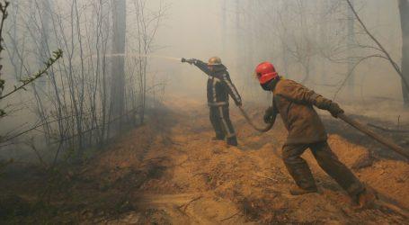 Požar u Černobilu: Kijev u gustom dimu, rekordna zagađenost