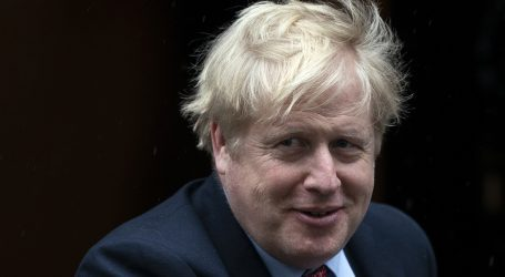 Boris Johnson vratio se u Downing Street