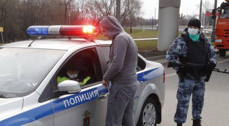 U Rusiji u jednom danu rekordnih 2.774 zaraženih, manjak bolničkih kreveta