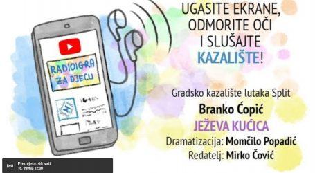 SPLIT: Gradsko kazalište lutaka počinje emitirati radioigre