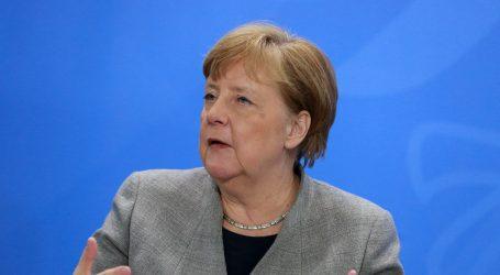 Merkel oštro protiv bučnih rasprava o smanjenju restriktivnih mjera