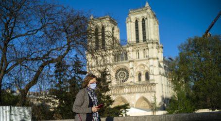 Nastavlja se obnova crkve Notre Dame
