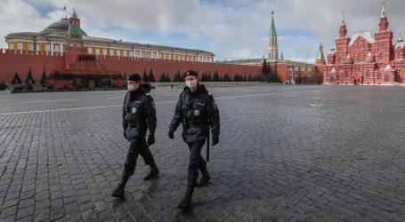 Broj zaraženih u Rusiji premašio 50 tisuća