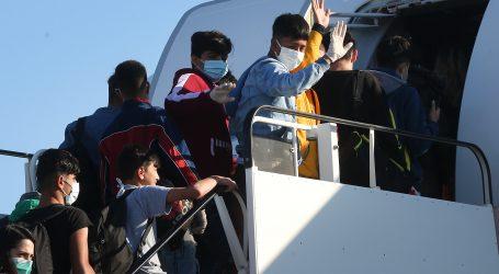 Deseci djece izbjeglica stigli iz Grčke u Njemačku