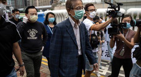 Policija u Hong Kongu razbila prodemokratski prosvjed u šoping centru