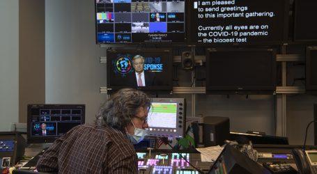 """Glavni tajnik UN-a izrazio žaljenje zbog nedostatka """"globalnog vodstva"""" u borbi protiv koronavirusa"""