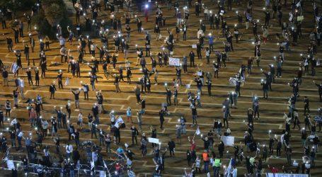 Unatoč koronavirusu, tisuće Izraelaca okupilo se u prosvjedu protiv Netanyahua