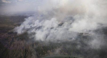 Požari kod Černobila traju već tjednima