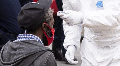 Los Angeles nudi besplatno testiranje na koronavirus svim stanovnicima