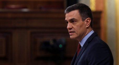 Španjolski premijer najavio ublažavanje mjera u drugoj polovici svibnja
