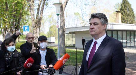 IZJAVA TJEDNA JELENE LOVRIĆ: Predsjednik s petljom: Zoran Milanović se brani Franjom Tuđmanom