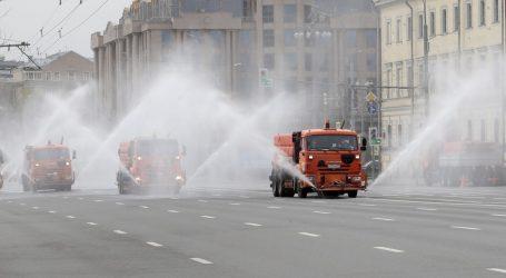 Rusija očekuje vrhunac epidemije sredinom svibnja