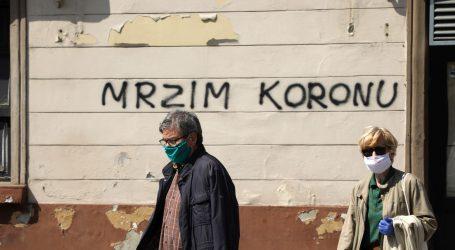 STOŽERI: Sve više županija bez novozaraženih, u Splitu preminuo muškarac