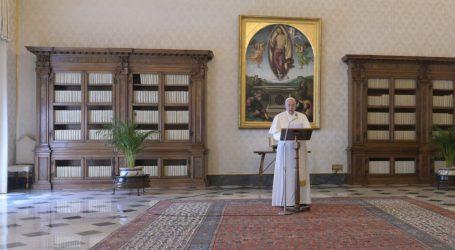 Papa Franjo podsjeća i poziva na nastavak borbe protiv malarije
