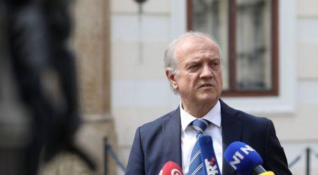 Bošnjaković nije otkrio koga će Vlada predložiti za novog glavnog državnog odvjetnika