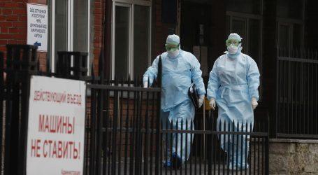 U Rusiji više od 100 tisuća zaraženih