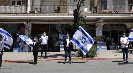 Izrael u izolaciji proslavlja 72. obljetnicu osnutka