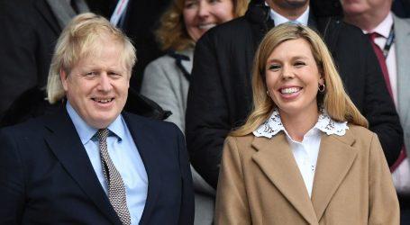 Zaručnica britanskog premijera Borisa Johnsona rodila sina