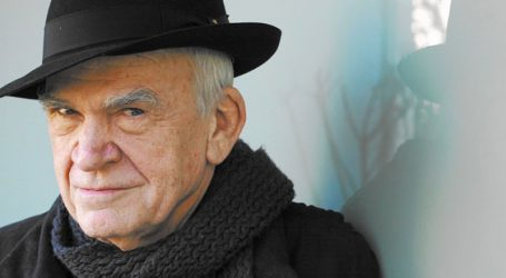 Danas 91. rođendan slavi Milan Kundera