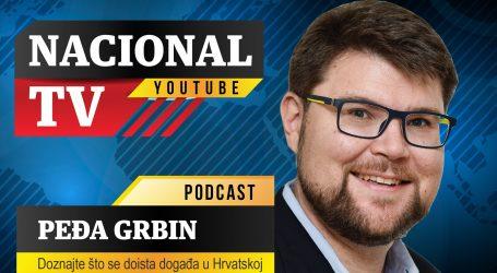 """Nacional TV Podcast #1: Peđa Grbin: """"Mjere za spas gospodarstva plod su pritiska poduzetnika i oporbe"""""""