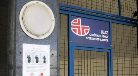 Cibona vidi spas u Vladinim mjerama za pomoć sportskim organizacijama