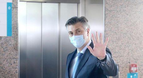 Plenković Saboru predstavlja novi paket gospodarskih mjera
