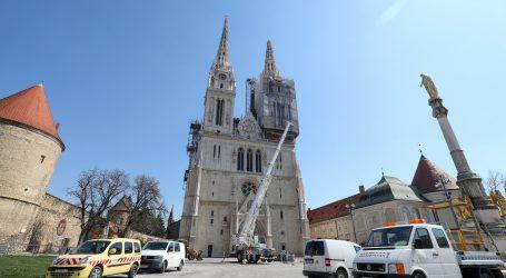 Detaljno izvješće o oštećenjima zagrebačke katedrale: Šteta je veća nego što se mislilo