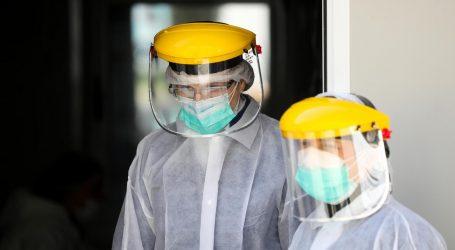 BiH na vrhuncu epidemije, a na bolovanju stotine medicinskih radnika