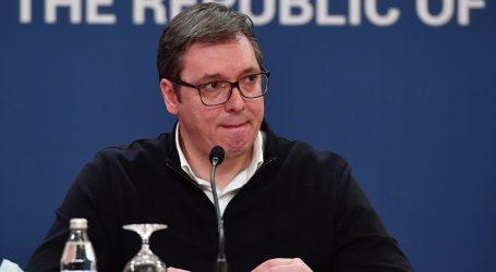 SRBIJA: Vučić najavio policijski sat tijekom cijelog vikenda, izvanredno stanje još mjesec dana