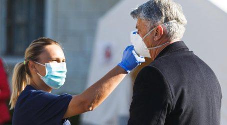 U Zadru 6 novooboljelih, u Krapini 3 nova slučaja zaraze