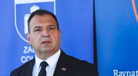 Ministar Beroš u posjetu Krapinsko-zagorskoj županiji koja ima najviše zaraženih po broju stanovnika