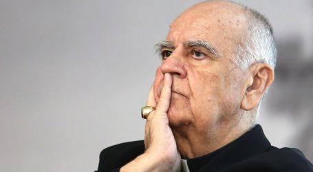 Biskup Perić naložio održavanje misa s vjernicima u svim crkvama u Hercegovini